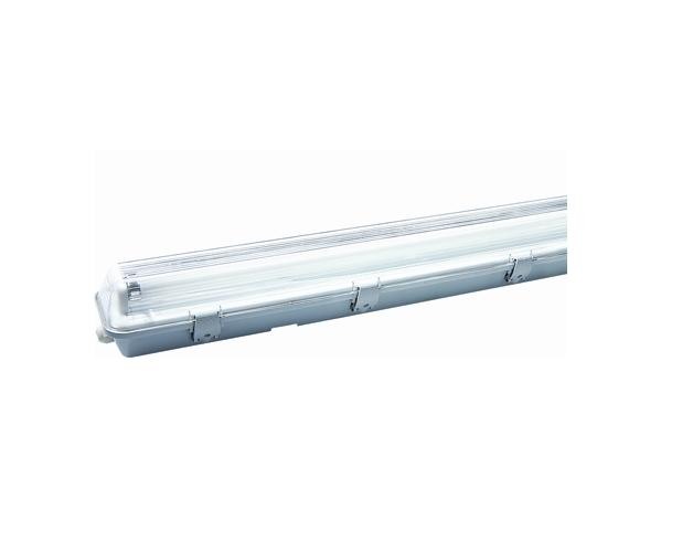 ip65 fluorescent lighting fixture t8 waterproof fitting t8 fluorescent. Black Bedroom Furniture Sets. Home Design Ideas