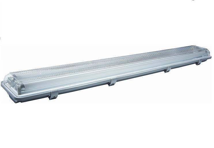 Ip65 Fluorescent Lighting Fixture Waterproof Fitting T8 Fluorescent Fixture Volux Electricals